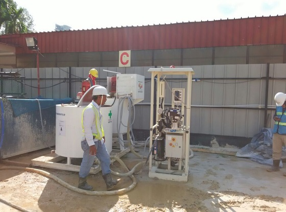 Fissure Grouting Pump