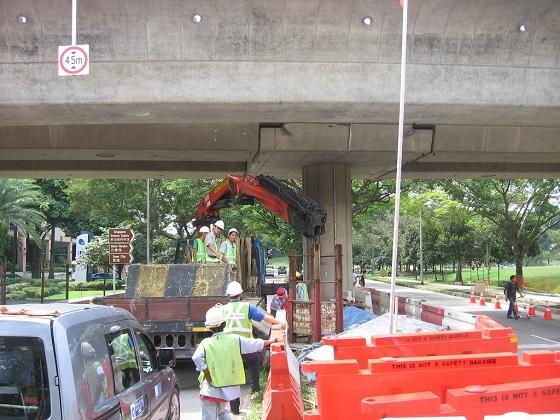 Under Viaduct
